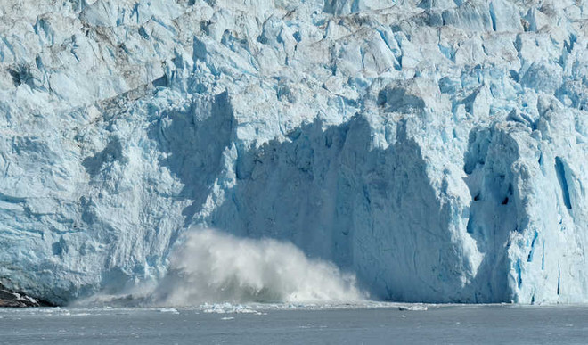 Arctic Warming 3 Times Faster Than Planet