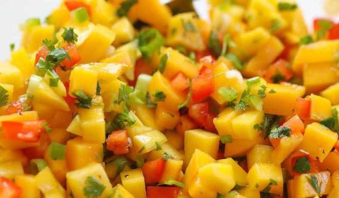 Weekend With Yummy Mango Recipes