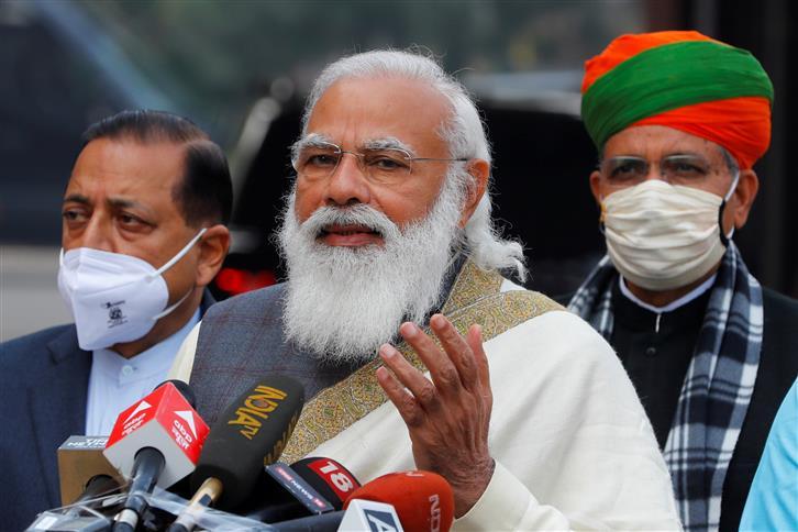 Modi, Macron Cement Indo-French Ties