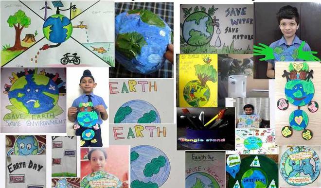 Environment week celebration at Hillwoods