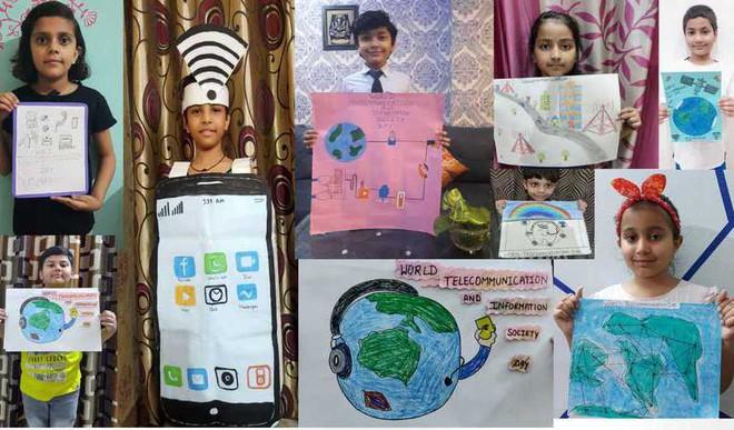 Ryan holds World Telecommunication Day