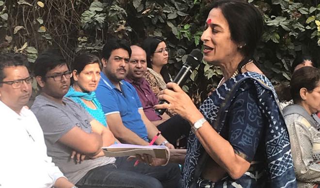 Rajmas holds orientation session for parents