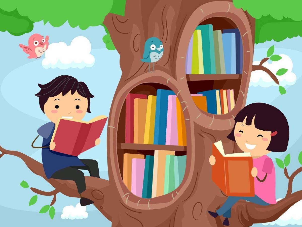 P.V.Dharshini: Do Today's Children Read Less?