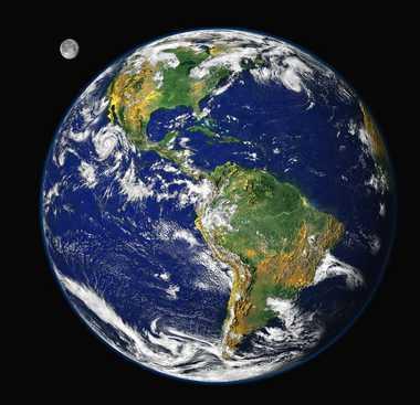 Ramya: How was the Earth born?