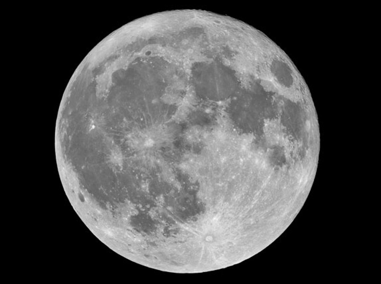PV Darshini's Poem 'How The Moon Got Its Craters'