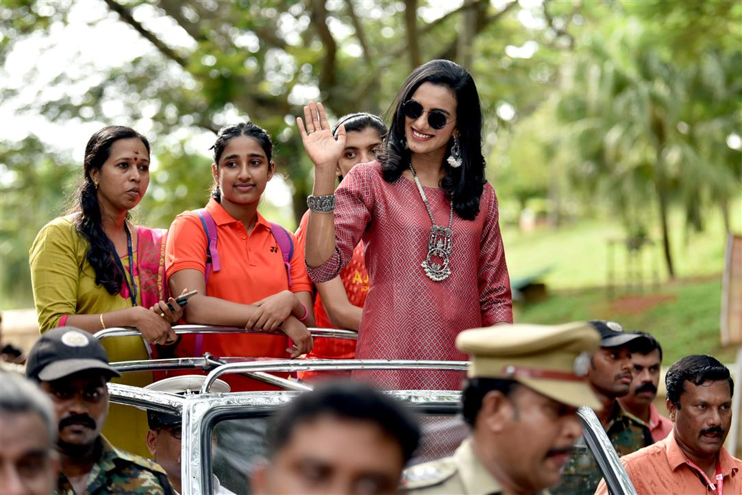 Will Miss You At Olympics: Sindhu To Marin