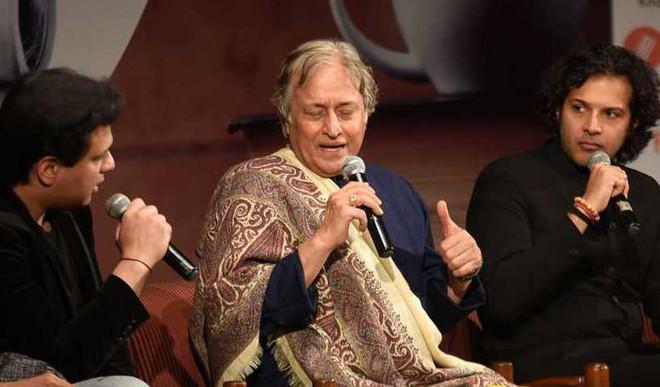 Covid Jugalbandi: Amjad Ali Khan,Sons & Walsh