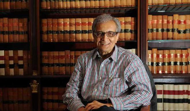 Amartya Sen's Memoir Home in the World