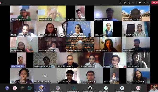 15th E-Peer Educators Program at DPSGV