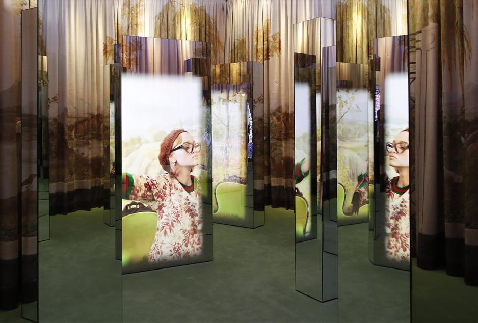Gucci Digitally Outfits Gen-Z In Metaverse Foray