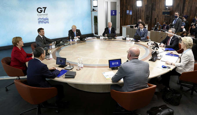 G7 Leaders Agree On Increased Climate Finance