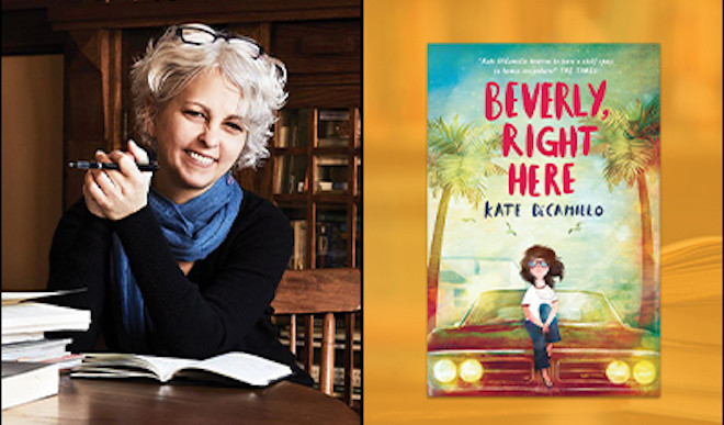 Writing Stories Anchors Me: Kate DiCamillo
