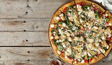 Make Pizza Healthy