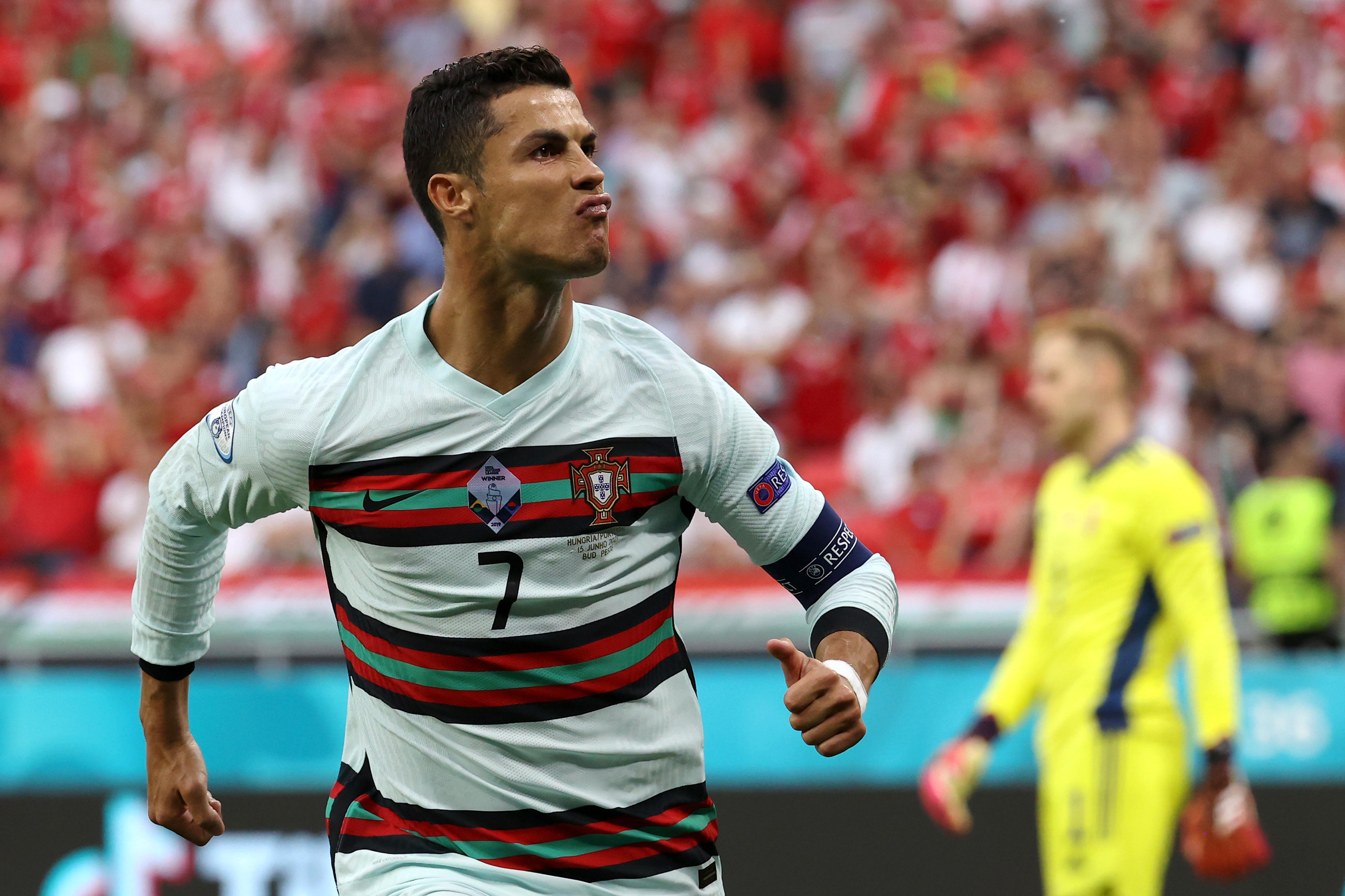 Ronaldo, Pogba Snub Sponsors at Euro 2020