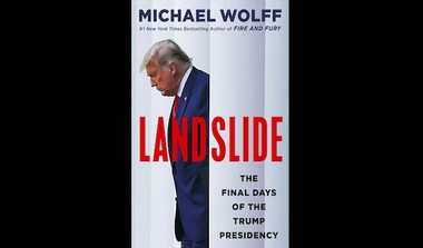New Book On Trump's Last Days In White House