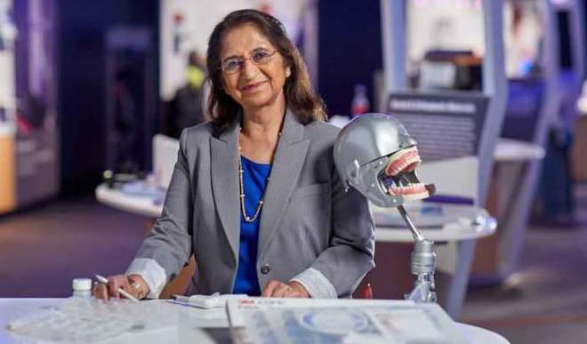 Sumita Mitra wins European Inventor Award '21