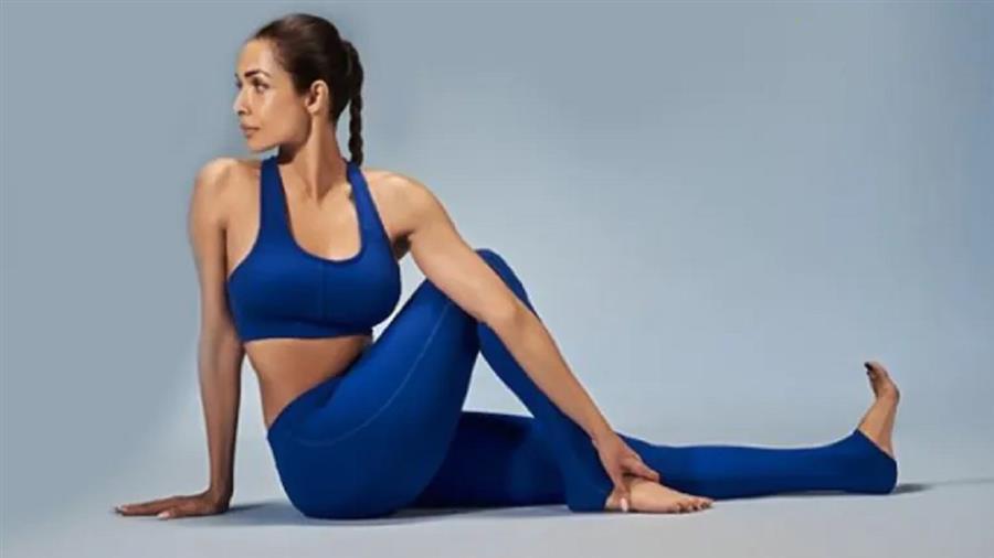 5 Yoga Tips From Malaika Arora