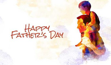 Happy Father's Day. Pour Your Heart Here