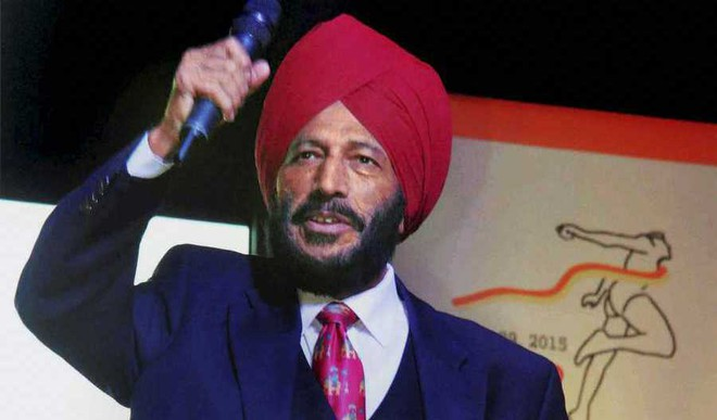 Milkha's Mantra For Success