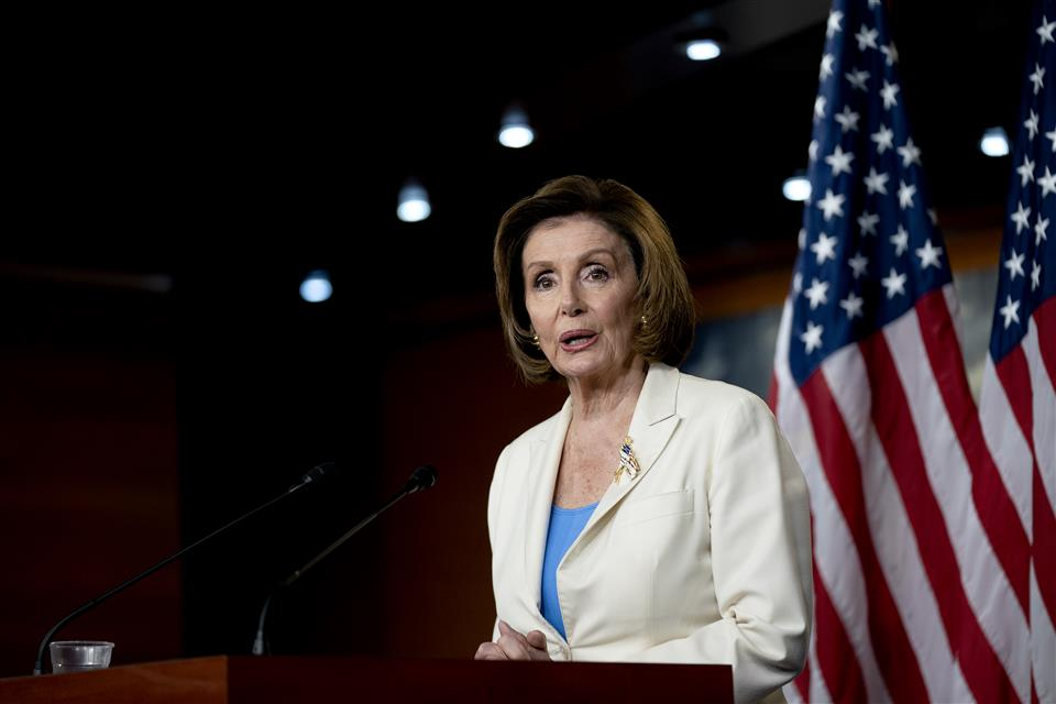 Pelosi Creates Panel To 'Seek Truth' On Capitol Attack
