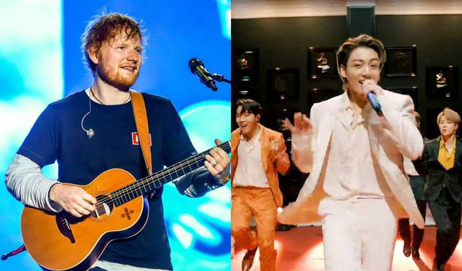 Ed Confirms Collab With BTS