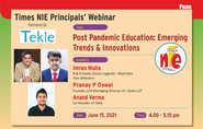 Times NIE Principals' Webinar, Pune