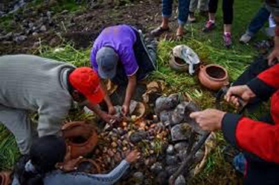 Decoding Ancient Peruvian Cooking