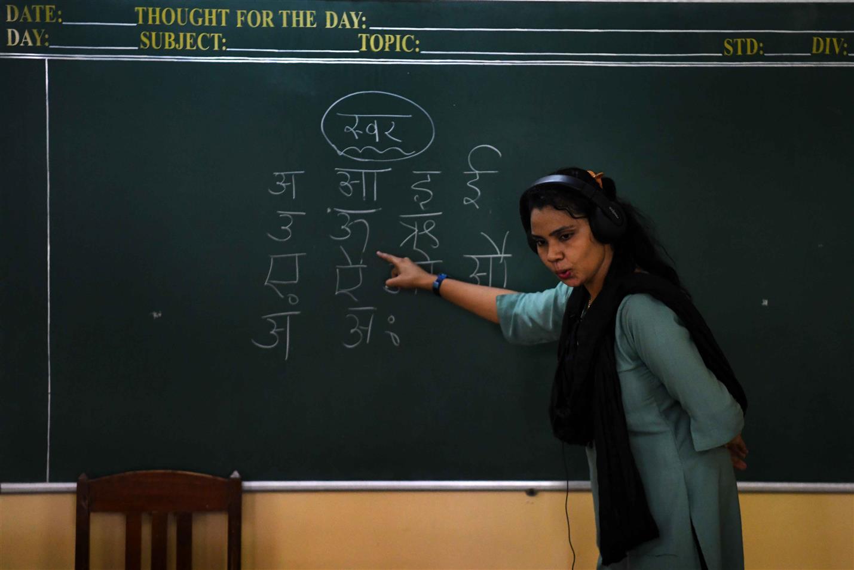 Why India Has More Women Teachers?