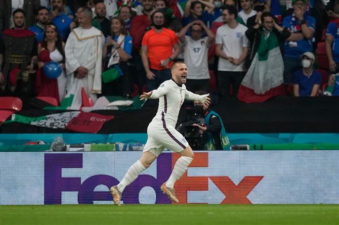 Euro 2020: Shaw's Goal Fastest in European Final