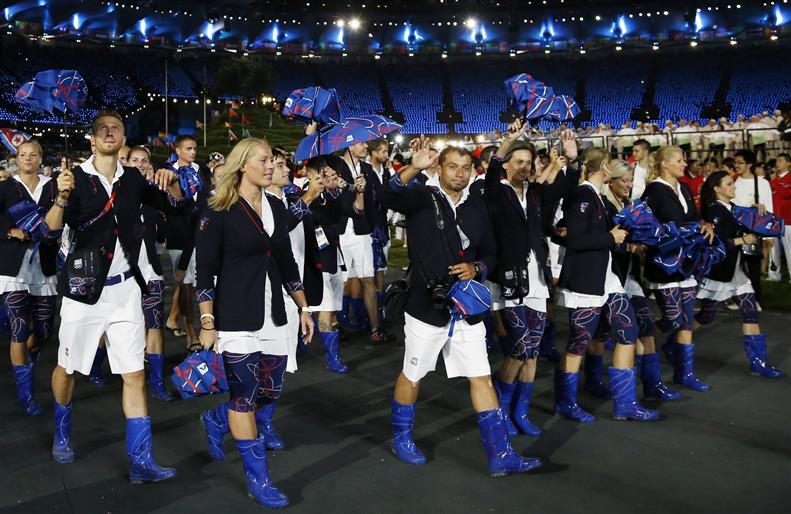IOA To Limit Athletes At Opening Ceremony
