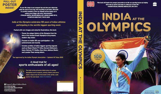 5 Reasons To Read India At The Olympics