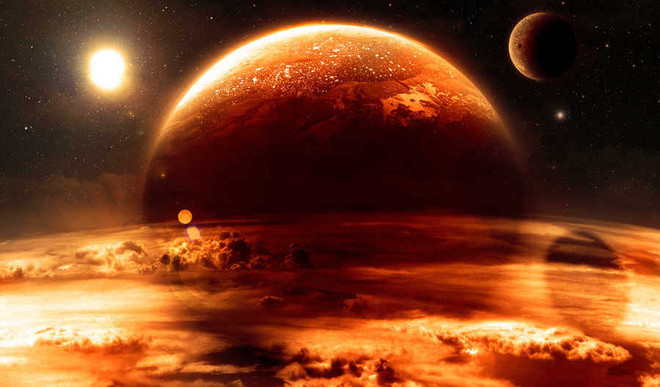 Evidence Of Water Vapour In Jupiter's Moon!