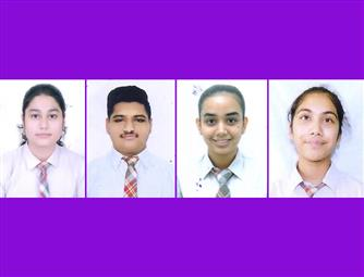Students shine in class XII CBSE exams