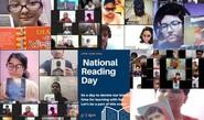 Celebrating National Reading Day