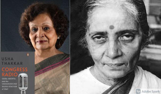 Celebrating India's Heroes: Dr Usha Mehta