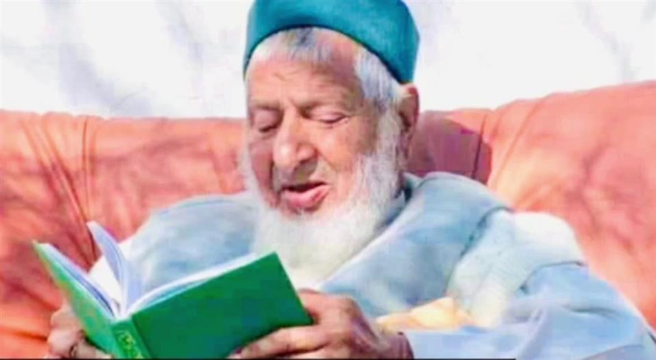 Bashir Ahmad: A Chapter of Kashmir's History Ends