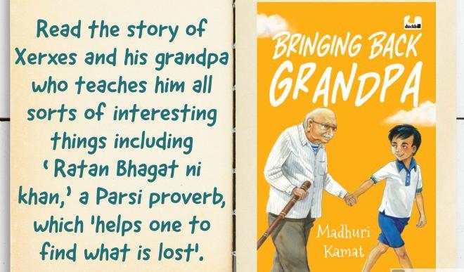 Madhuri Kamat's Bringing Back Grandpa