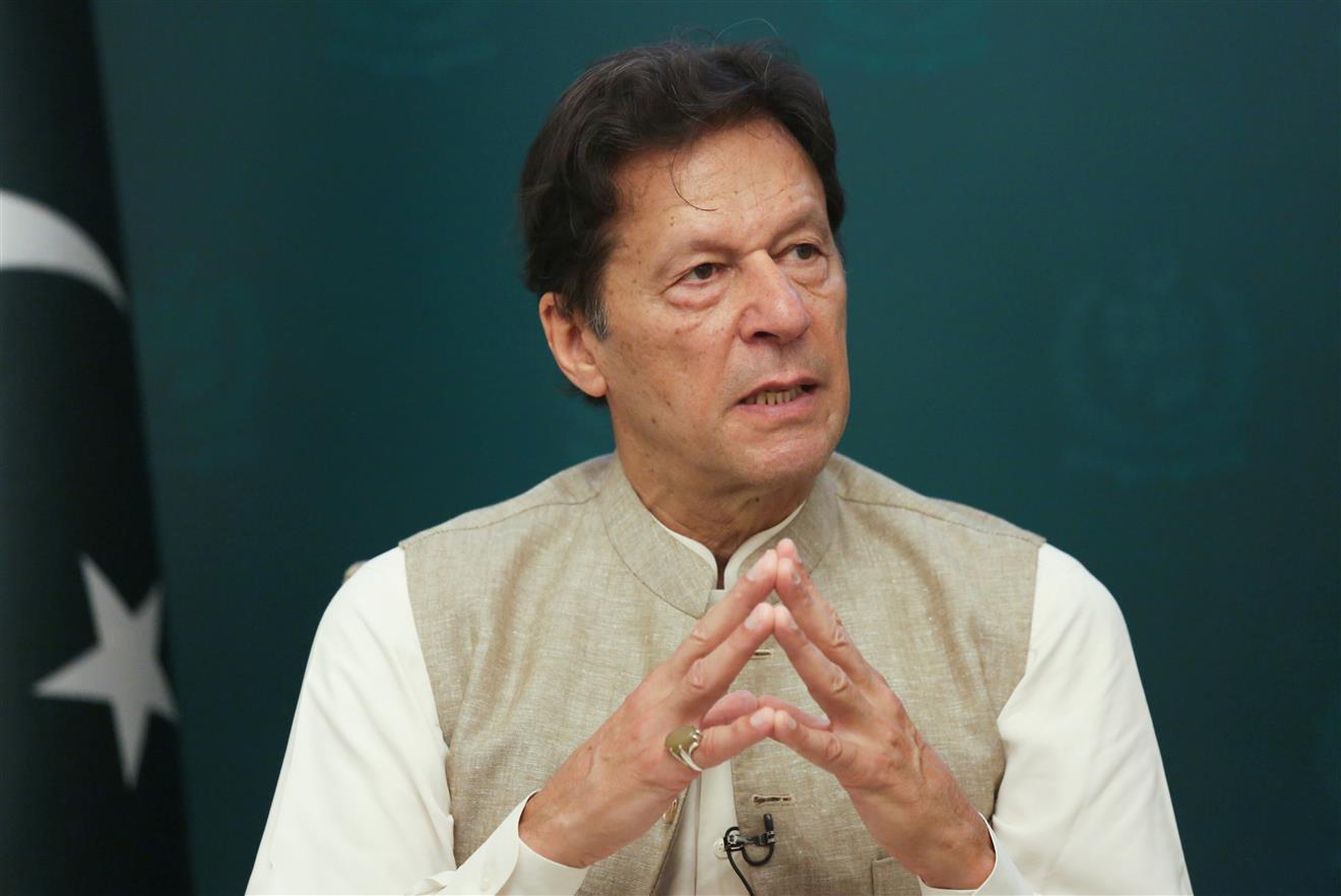 Iron-Clad Ties Between Pak and China: Imran