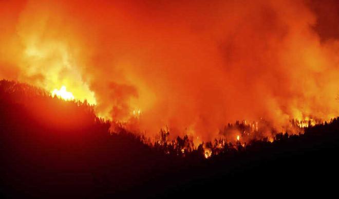 California Wildfire Crisis Escalates Rapidly