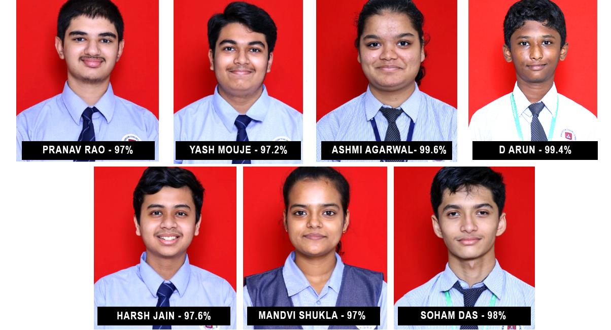 Board toppers make school proud