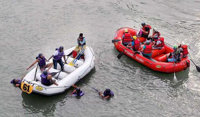 Adventure Activities For Rakhi Weekend