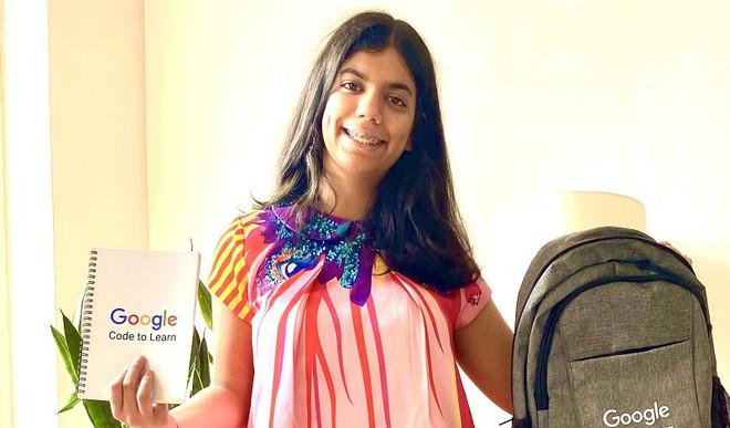 Science Meets Art In Teen Author's CV