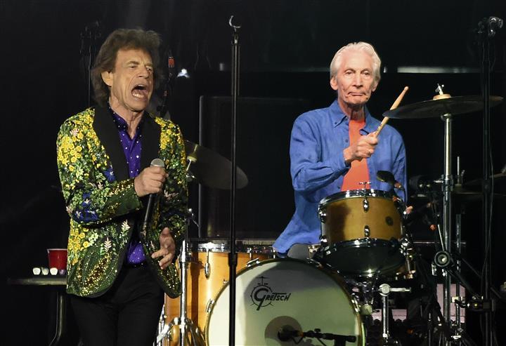 Rolling Stones' Drummer Charlie Watts Dies