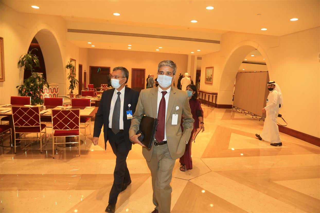 India-Taliban Dialogue In Qatar