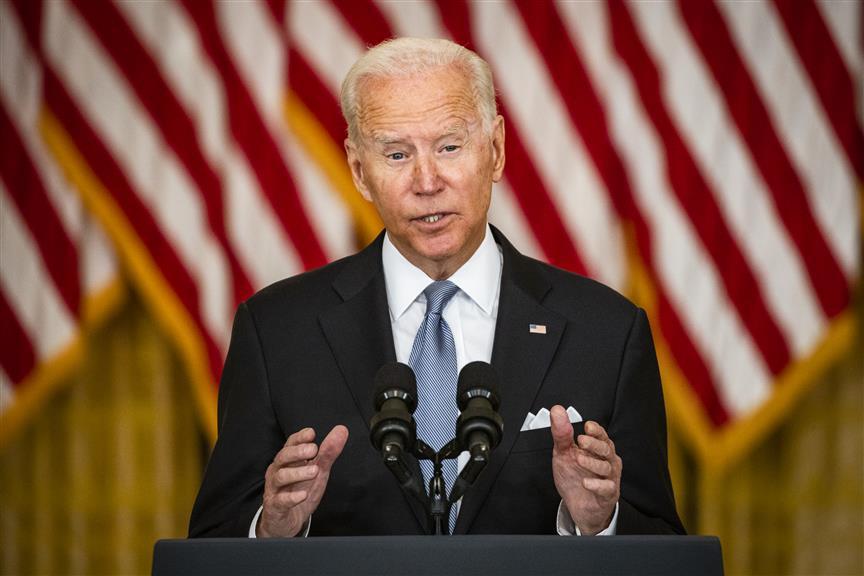 Biden Battles To Win Narrative On Afghan Exit