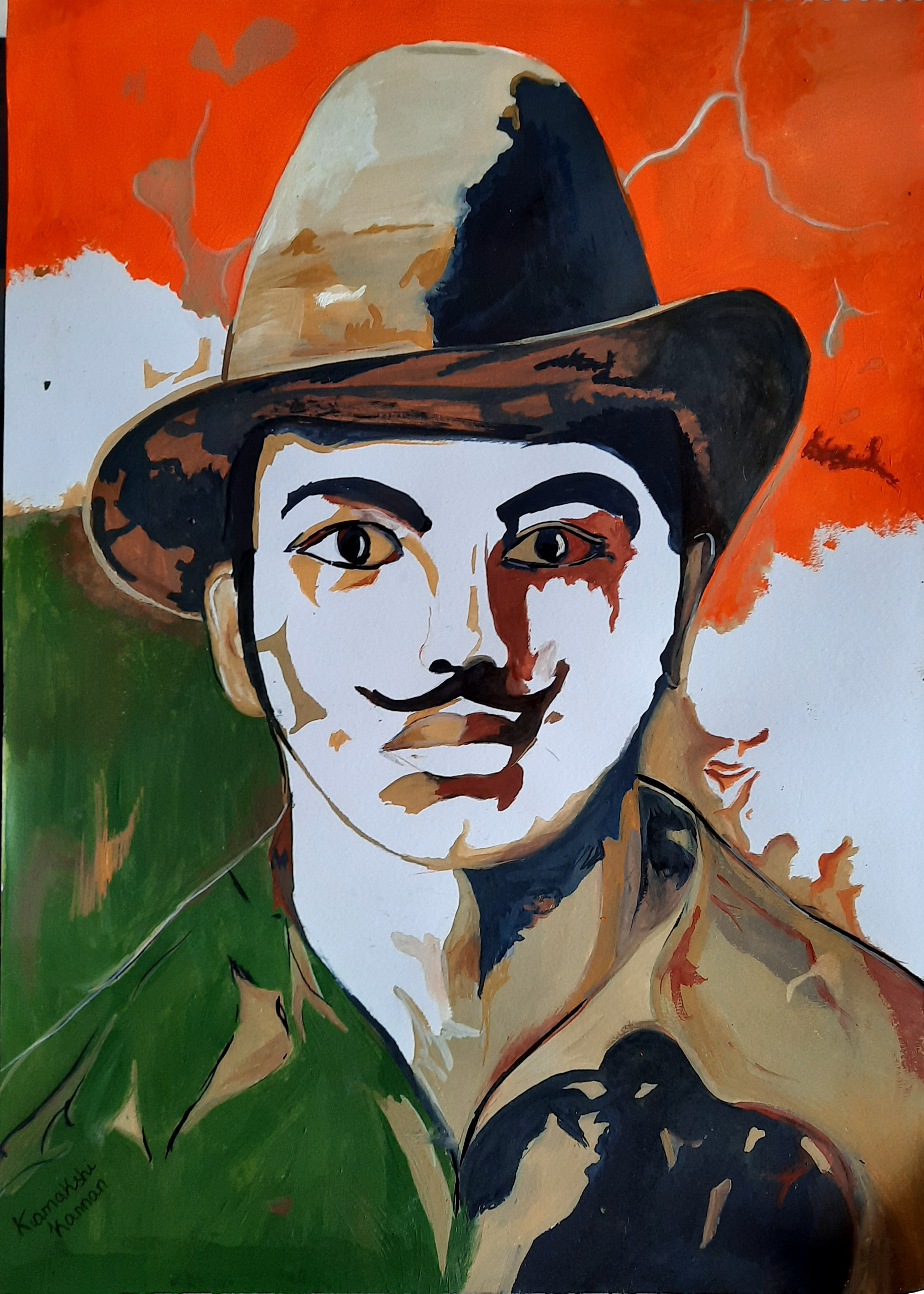 Kamakshi's Tribute To Our Heroes
