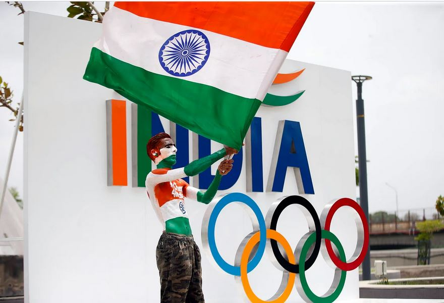 Samedh: India At Olympics