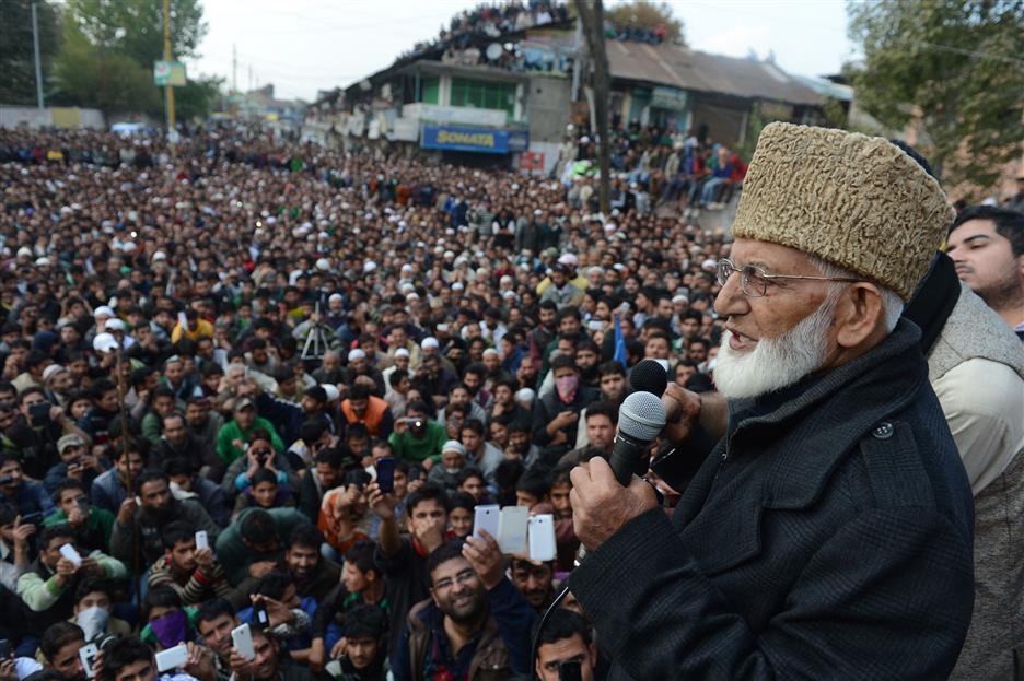 Separatist JK Leader Geelani Dies