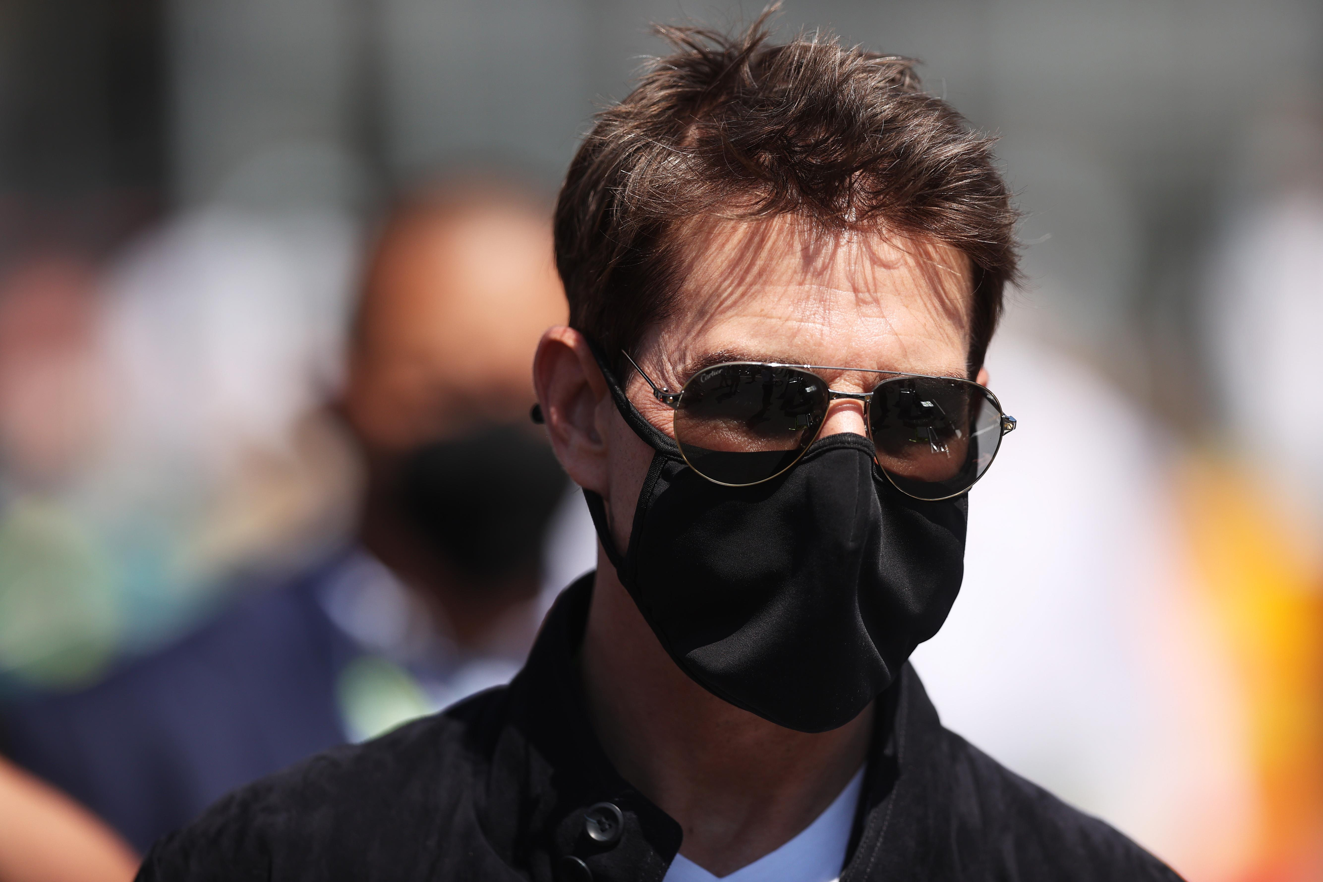 Tom Cruise Films Delayed Due To Covid