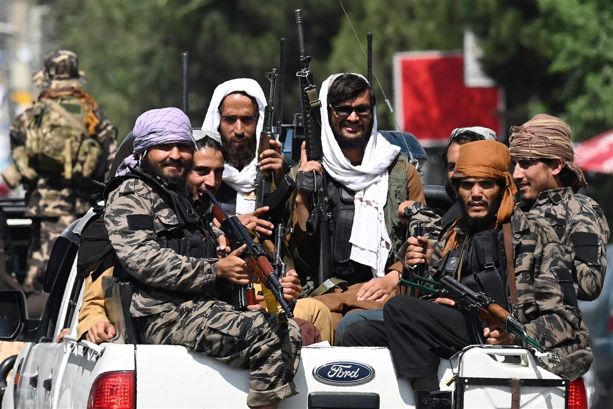 China Is Our Key Partner: Taliban